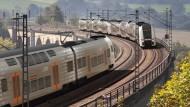 Briten hungrig auf riesigen Bahnauftrag in Deutschland