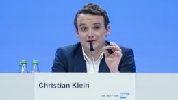 SAP kommt besser aus der Flaute als gedacht