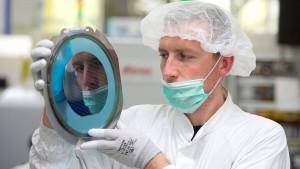 Bosch baut wohl neues Halbleiterwerk in Dresden