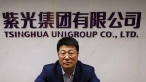Chinesischer Chip-Konzern will 44 Milliarden investieren