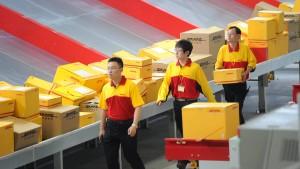 Schanghai will größter Frachtflughafen der Welt werden