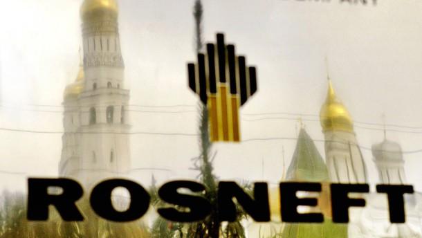 BP-Rosneft-Deal offenbar vor dem Abschluss