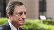 Draghi warnt vor den Folgen der Geldpolitik