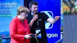 Computerspielbranche fordert 50 Millionen Euro Zuschuss