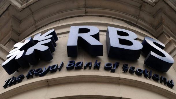 Britische Krisenbank wird wohl bis zu 30.000 Stellen streichen