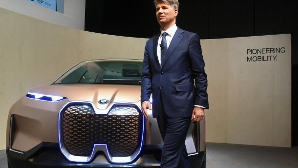 Gegenwinde zwingen BMW auf Sparkurs