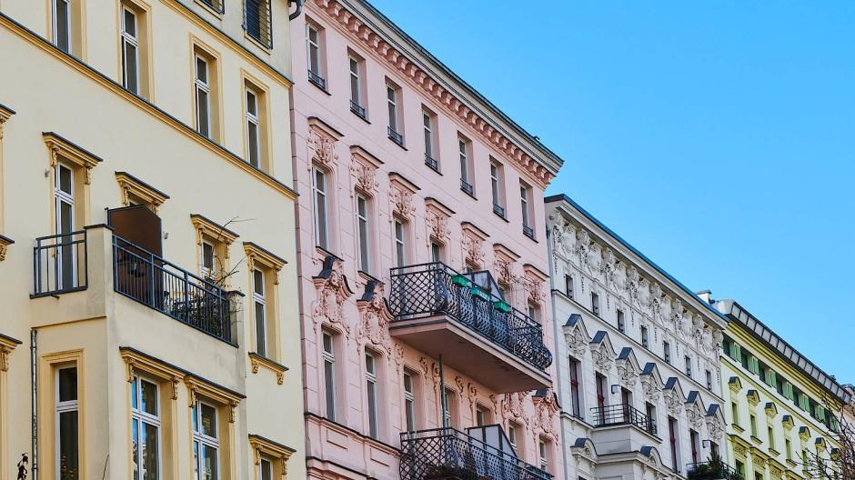 Oft nur für Erben erschwinglich: Wohnungen wie hier in Berlin