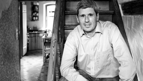 Markus Merk - Der ehemalige Bundesligaschiedsrichter spricht mit Bernd Freytag für die Serie 'Mein Weg' in Beruf und Chance.