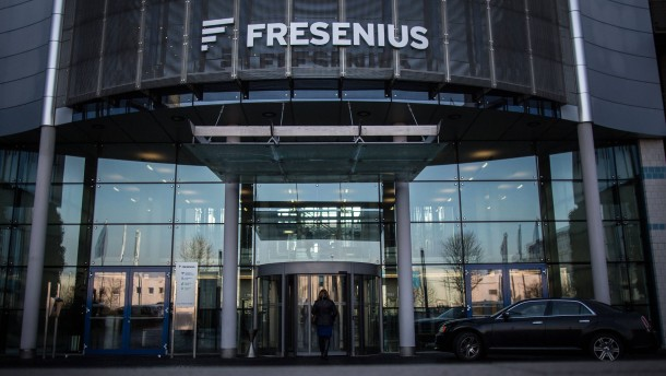 Fresenius rechnet mit Stagnation