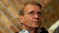 Ronald Pofalla kümmert sich für die Bahn um Wirtschaft, Recht und Regulierung.