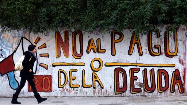 Stunde der Wahrheit für Argentinien und die Gläubiger