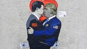 Xi darf sich als Retter präsentieren