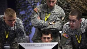 Bricht bald der Cyberkrieg los?
