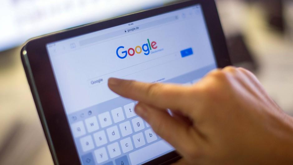 Google soll Milliarden-Strafe zahlen