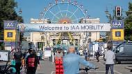 Internationale Automobilausstellung: Ist Auto das neue Bio?