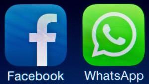 Facebook setzt Datenweitergabe bei Whatsapp in Europa aus