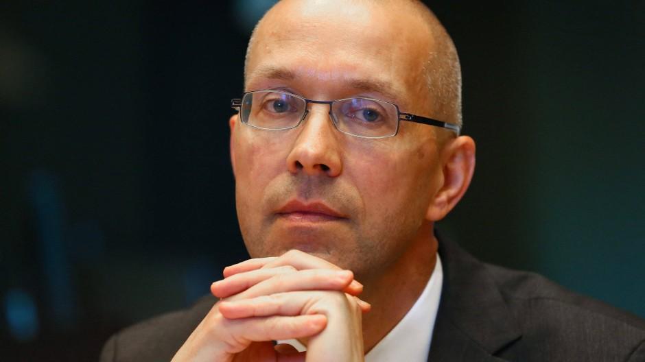 Nicht inmitten der Krise, aber mittelfristig, will Jörg Asmussen die Troika abschaffen.