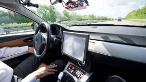 Bosch hält die meisten Patente für Roboterautos – bislang