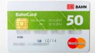 Die Bahncard  könnte zu einem Kundenkonto umgewandelt werden, hatte HR Info am Morgen berichtet.