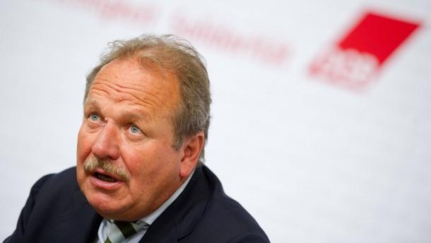 Verdi-Chef Bsirske warnt vor Jobabbau durch Digitalisierung