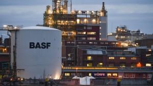 BASF verdient ein bisschen mehr