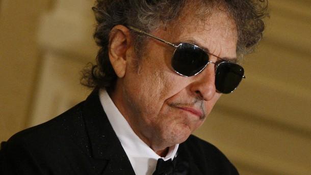 Bob Dylan im Geldrausch