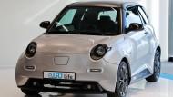 Setzt auf VW: Das Start-up e.Go Mobile