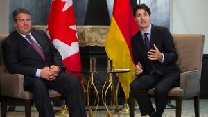 """Kanada zu """"Klarstellungen"""" bei Ceta bereit"""