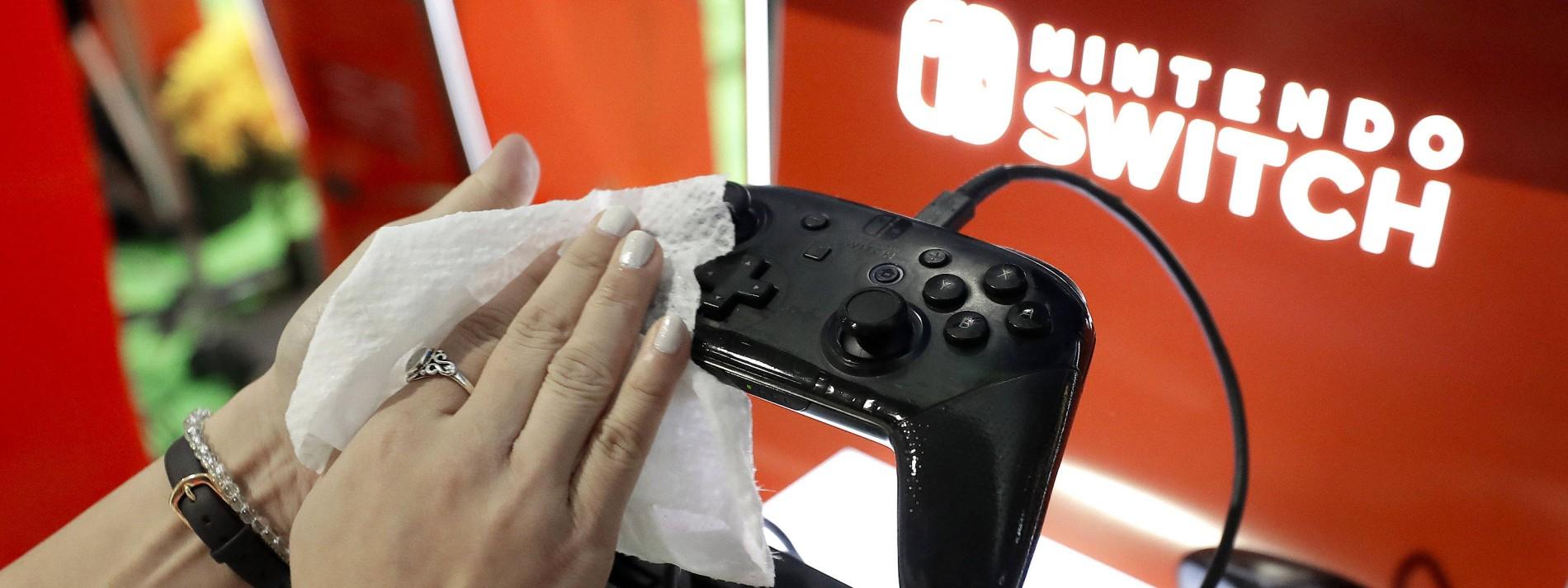 Nintendo mit Rekordüberschuss