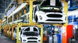 Autoproduktion in deutschen Ford-Werken startet
