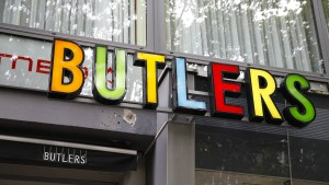 Butlers ist insolvent