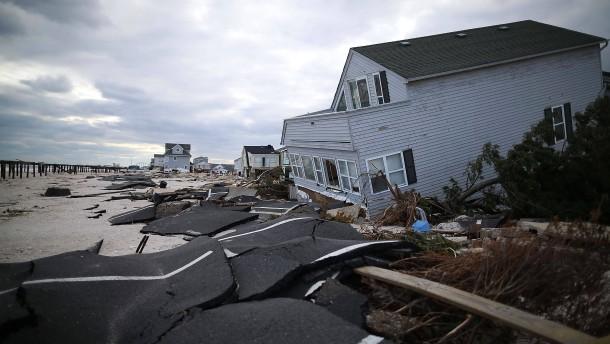 Sandy trifft Versicherer härter als gedacht