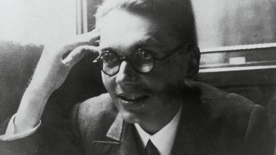Hat die Mathematik durcheinandergewirbelt: Kurt Gödel (das Bild zeigt ihn im Jahr 1935)