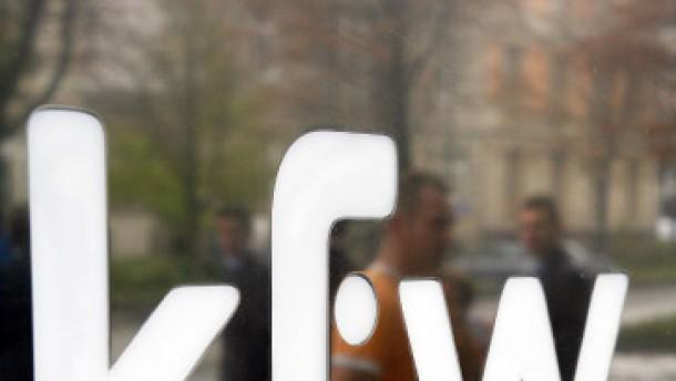 KfW überweist Lehman zum Konkurs 300 Millionen