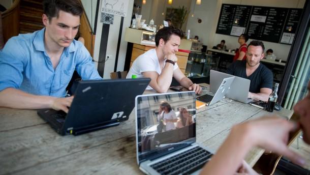 IG Metall kämpft jetzt auch für Internetarbeiter