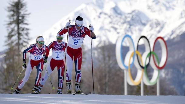 Dreifacher Triumph für Norwegen