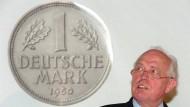 Hans Tietmeyer war der letzte Präsident der Bundesbank zu D-Mark-Zeiten.