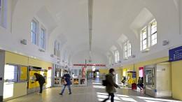 Deutsche Bahn renoviert in diesem Jahr 1000 Bahnhöfe