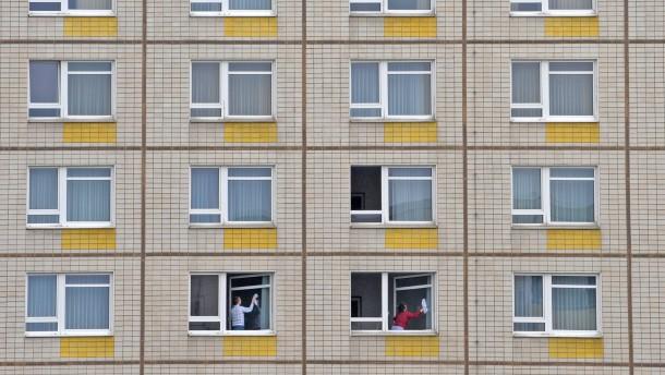 Bund verkauft ostdeutsche TLG-Wohnungen