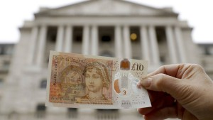Bank of England stellt straffere Geldpolitik in Aussicht