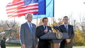 Amerika und Europa planen Serie von Finanzgipfeln