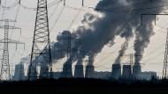 Volldampf: Das neue Klimapaket könnte Investitionen von bis zu 80 Milliarden Euro bringen, schätzt die Regierung.