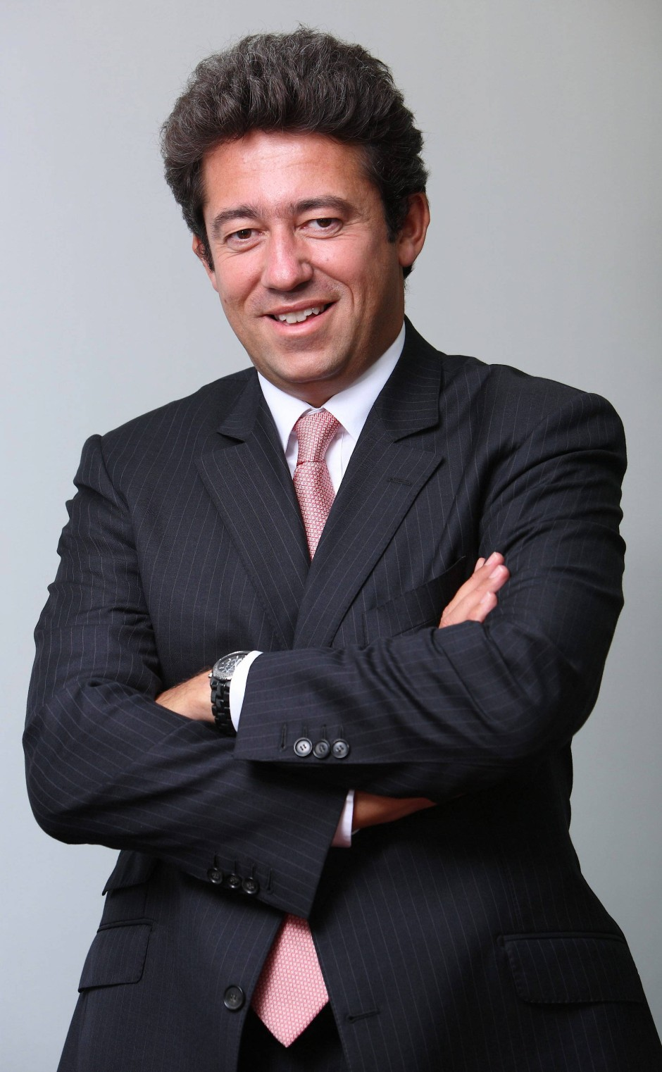 Charles-Edouard Bouée ist der erste nicht-deutsche Chef von Roland Berger.