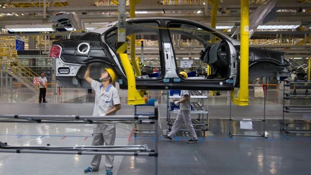 VW steht in China vor wichtigen Übernahmen
