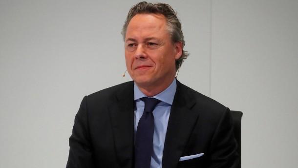 Altlasten holen UBS-Chef ein