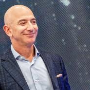 Der reichste Mensch der Welt: Amazon-Gründer Jeff Bezos