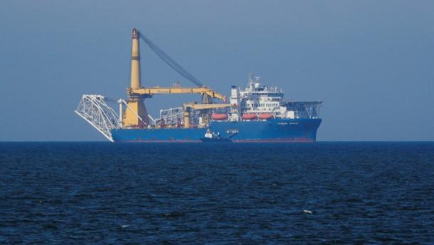 Nord Stream AG weist Drohungen Amerikas zurück