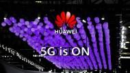 Um den chinesischen Tech-Konzern Huawei gibt es viel Wirbel.