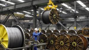 IG Metall sieht 750.000 Arbeitsplätze in Gefahr