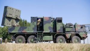 Deutsche Rüstungsexporte in Milliardenhöhe für Krisenregion Nahost